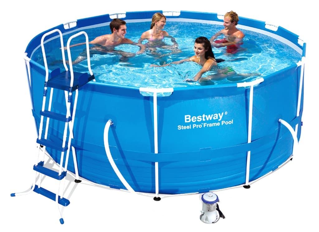 бествей бассейн инструкция