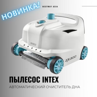 #28005 АКВА РОБОТ INTEX